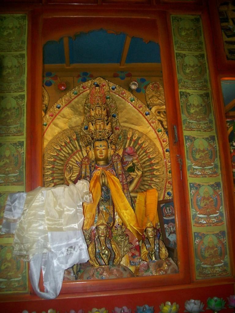 1000 Arm Chenrezig (Avalokitshvara)