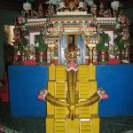3-D Yamantaka mandala