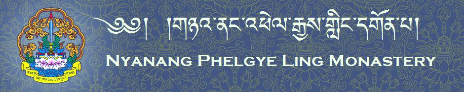 Nyanang Phelgye Ling Monastery